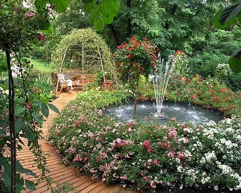 фонтан в фен-шуй для дома